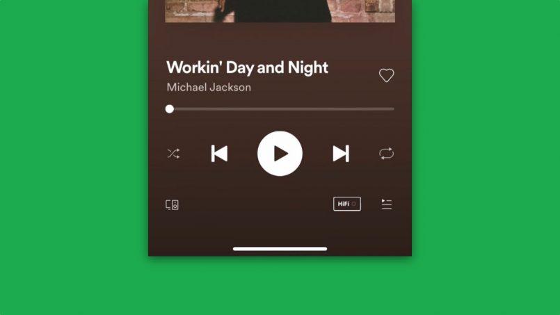 Ikon Spotify HiFi Diperlihatkan Melalui Peranti iOS – Peperangan Penstriman Audio Berkualiti Tinggi Bakal Bermula