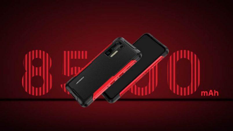 Doogee Hadir Dengan Telefon Dilengkapi Bateri 8500mAh, Dan Lazer Hitung Jarak