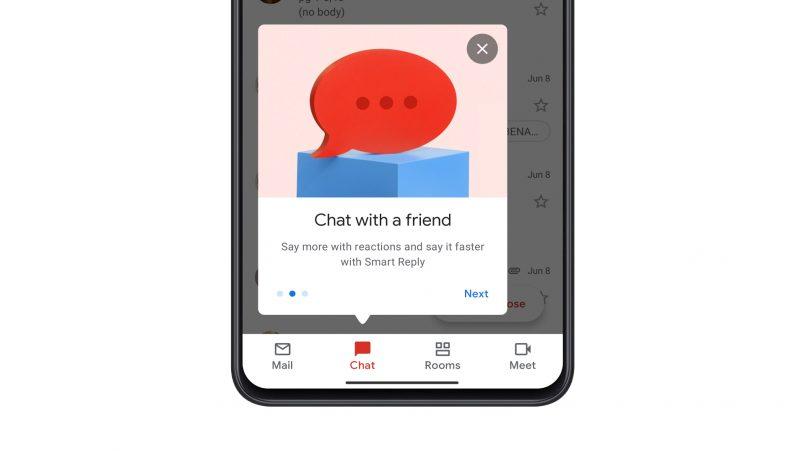 (Tutorial) Bagaimana Mengaktifkan Google Chat Dan Rooms Pada GMail