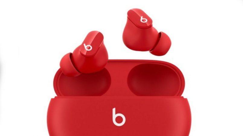 Imej Pengolokan Rasmi Apple Beats Studio Buds Tertiris – Akan Menggunakan USB-C