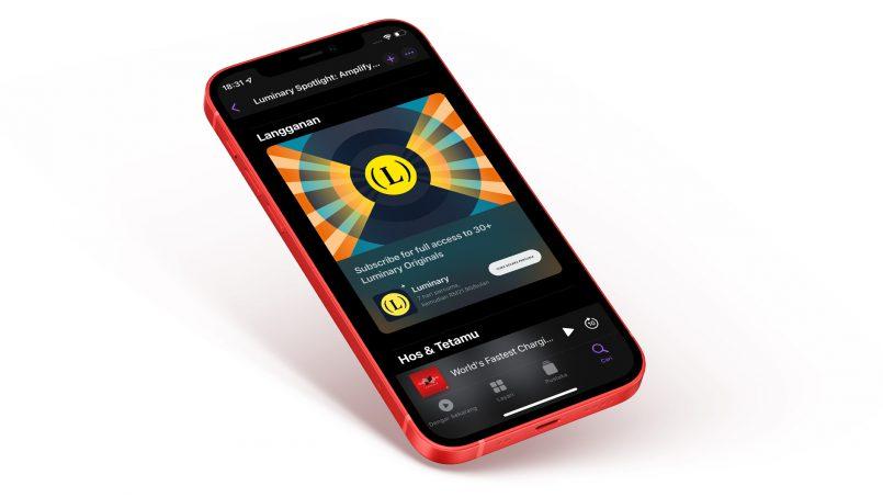 Apple Podcast Subscriptions Sudah Boleh Dilanggan – Harga Langganan Bermula 90 Sen Sebulan