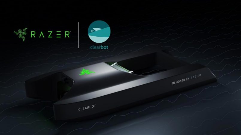 Razer Kini Menghasilkan Robot Pembersih Sampah Plastik Di Lautan