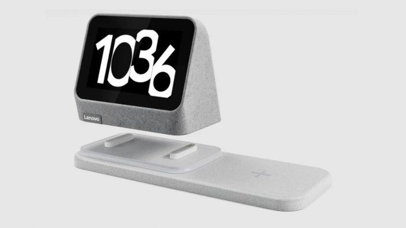 Lenovo Smart Clock 2 Dilancarkan Dengan Dermaga Pengecasan Niwyar