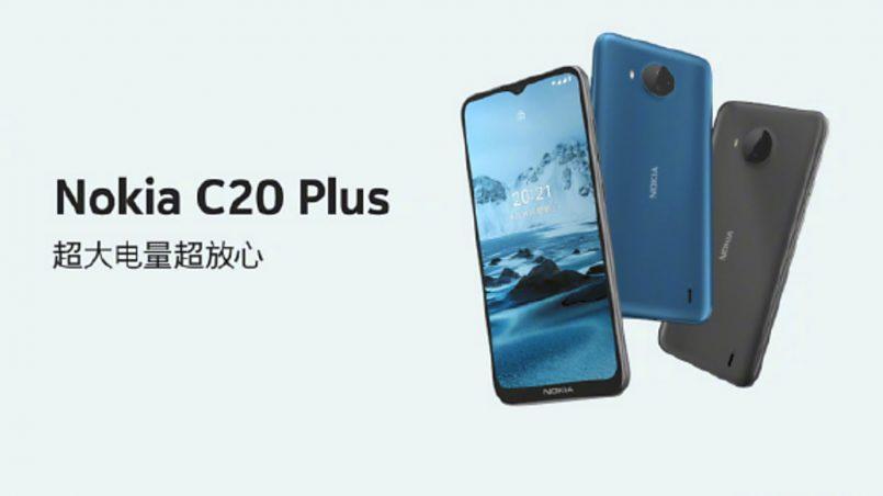 Nokia C20 Plus Dilancarkan – Hadir Dengan Android 11 (Go Edition) Dan Dwi-Kamera Utama