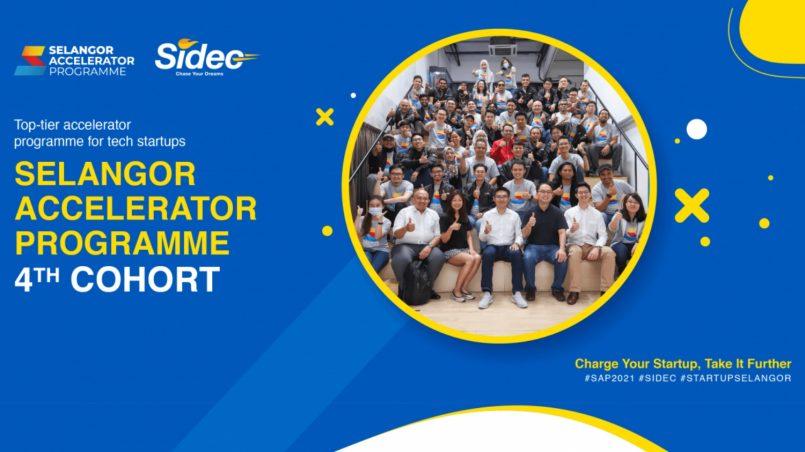 Selangor Accelerator Programme 2021 Buka Tirai – 30 Senarai Startup Terpilih Diumumkan