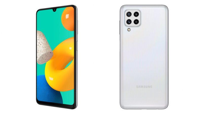 Rekaan Samsung Galaxy M32 Diperlihatkan – Menunjukkan Penggunaan Kuad-Kamera Utama
