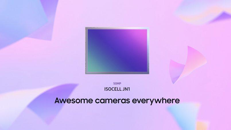 Samsung ISOCELL JN1 Diperkenalkan – Sensor 50MP Terkecil Dunia