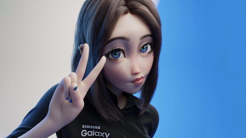 Samsung Dilaporkan Membangunkan Pembantu Maya Comel Seakan Bintang Kpop Menggantikan Bixby