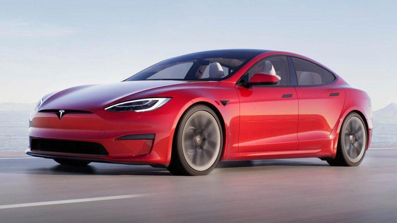 Tesla Model S Plaid Dilancarkan – 0-100 Km/j Dalam Masa 1.99 Saat
