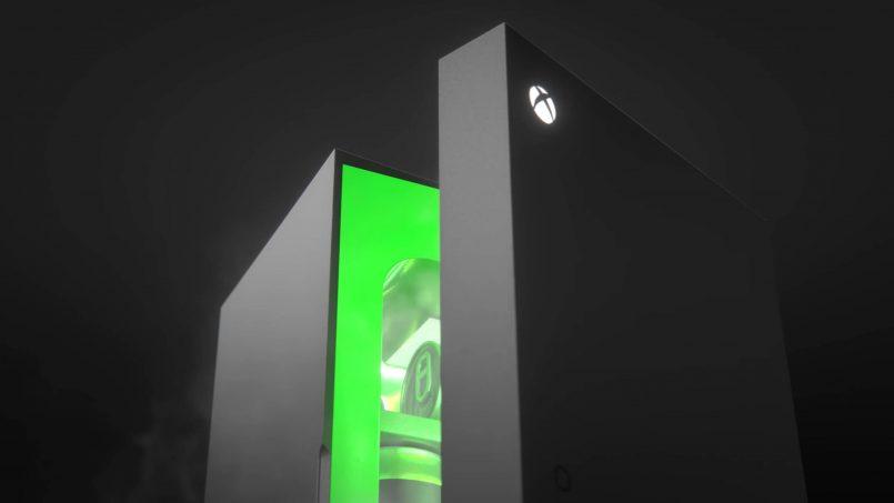 Microsoft Akan Menawarkan Peti Sejuk Mini Xbox Pada Penghujung Tahun Ini