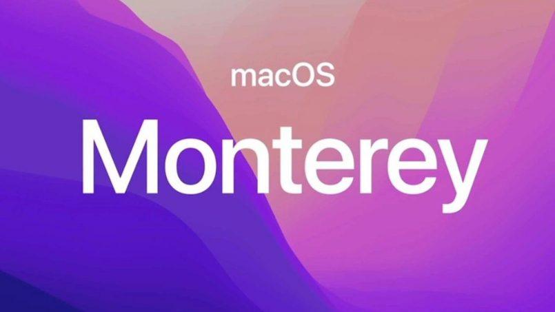 Apple macOS Monterey Kini Sedia Dimuat-Turun