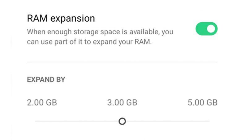 Oppo Memperkenalkan Ciri RAM Expansion Yang Menambah Memori Peranti Sehingga 7GB