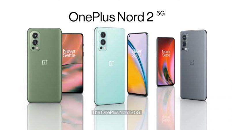OnePlus Nord 2 5G Dilancarkan – Cip MediaTek Dimensity 1200-AI, Kamera 50MP Sony IMX766