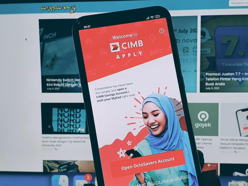 CIMB Apply Android