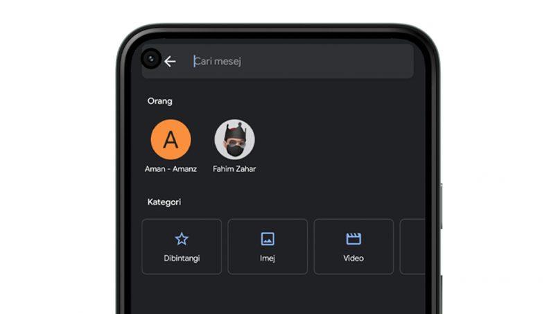 Pengguna Kini Boleh Tanda Mesej Penting Di Google Message Seakan WhatsApp