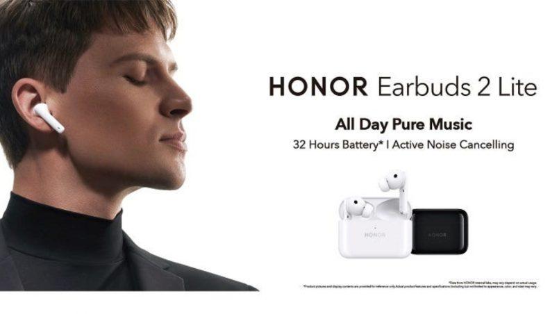 Honor Earbuds 2 Lite Boleh Dipra-Tempah Pada Harga Serendah RM269