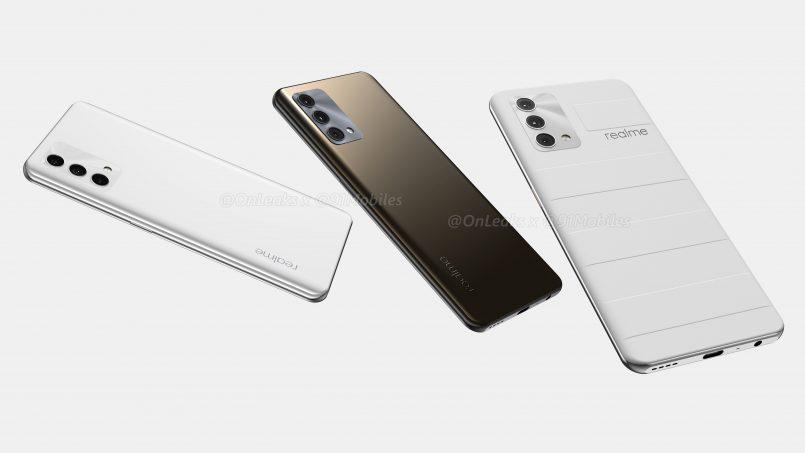 Siri Realme GT Master Edition Akan Dilancarkan Pada 21 Julai 2021