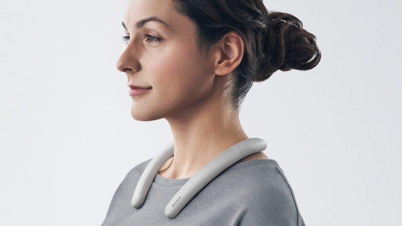 Sony SRS-NB10 Wireless Neckband Speaker Dilancarkan – Pembesar Suara Yang Boleh Digantung Di Leher