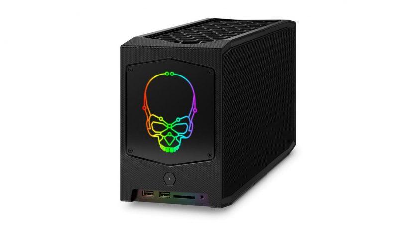 Komputer Desktop Modular Intel NUC 11 Extreme Kit Beast Canyon Dilancarkan Secara Rasmi