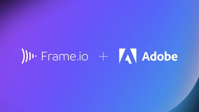 Adobe Mengambil Alih Frame.io Pada Nilai RM 5.4 Bilion