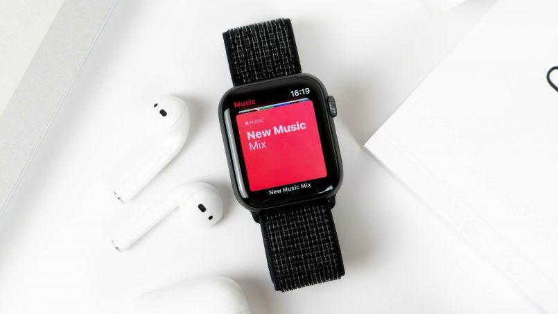 Apple Music Watch