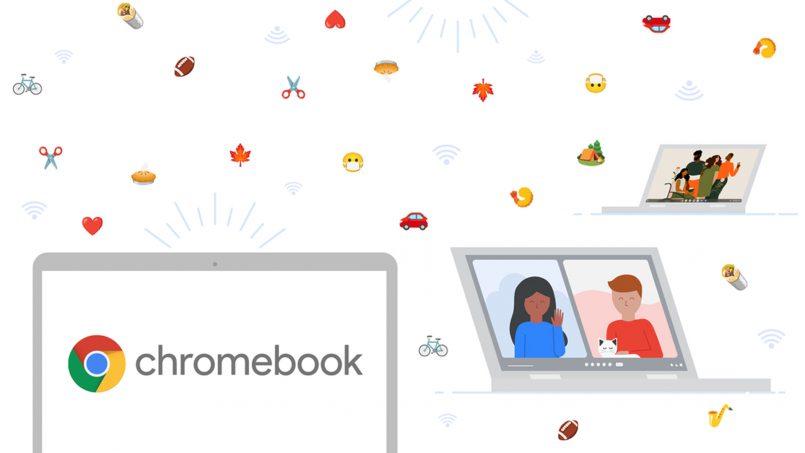 Chrome OS 92 Kini Menyokong eSIM, Akses Pintas Emoji Dan Google Meet Versi PWA
