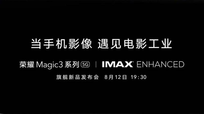 Honor Magic3 Menjadi Peranti Pertama Dengan Ciri IMAX Enhanced