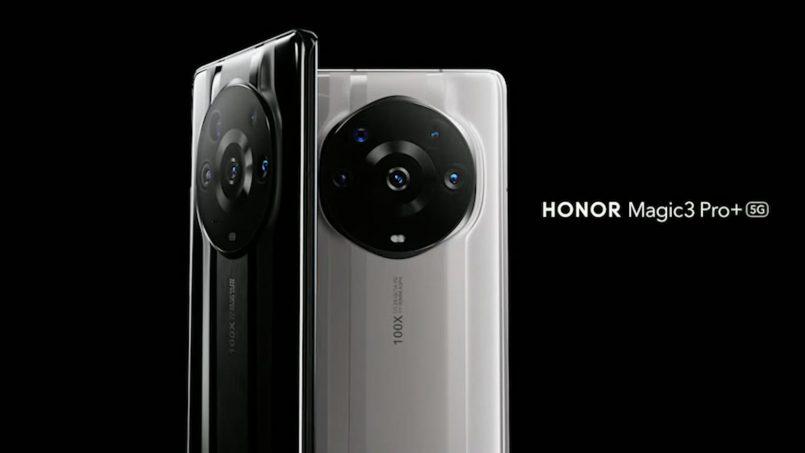 Honor Magic3 Pro+ Turut Diumumkan Dengan Tri-Sensor 64MP dan Tubuh Seramik
