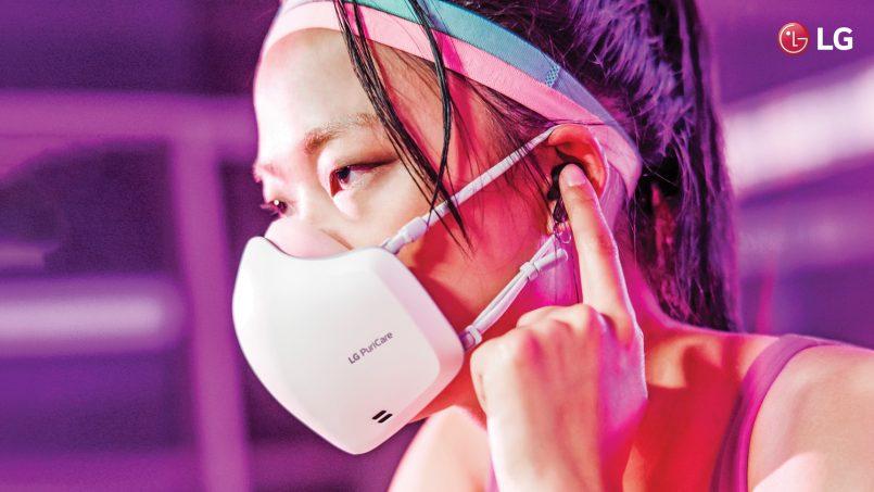 Pratempahan LG PuriCare Wearable Air Purifier Dibuka Di Malaysia 21 Ogos Ini Pada Harga Promosi RM749