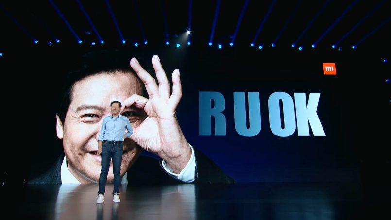Lei Jun R U OK