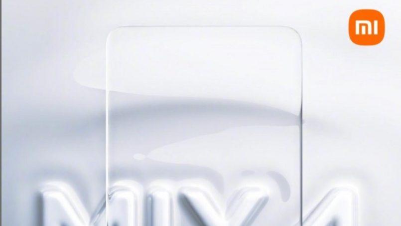 Imej Acah Xiaomi Mi MIX 4 Mengesahkan Kamera Bawah Skrin dan Teknologi UWB