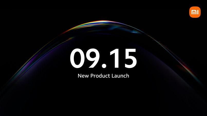 Xiaomi 09.15