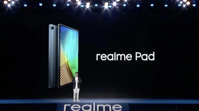 Realme Mengacah Pengenalan Tablet Dengan Menekankan Kepada Rekaan Yang Nipis