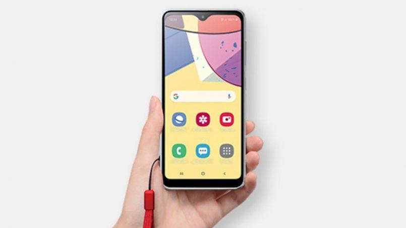 Samsung Galaxy A21 Simple SCV49 Dilancarkan Khusus Untuk Warga Emas
