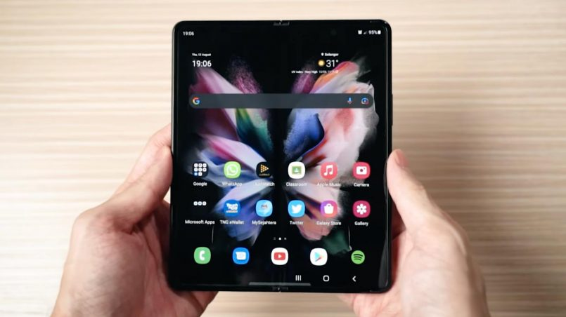 Kamera Samsung Galaxy Z Fold3 Tidak Akan Berfungsi Jika Pengguna Cuba Menyahkunci Bootloader Peranti