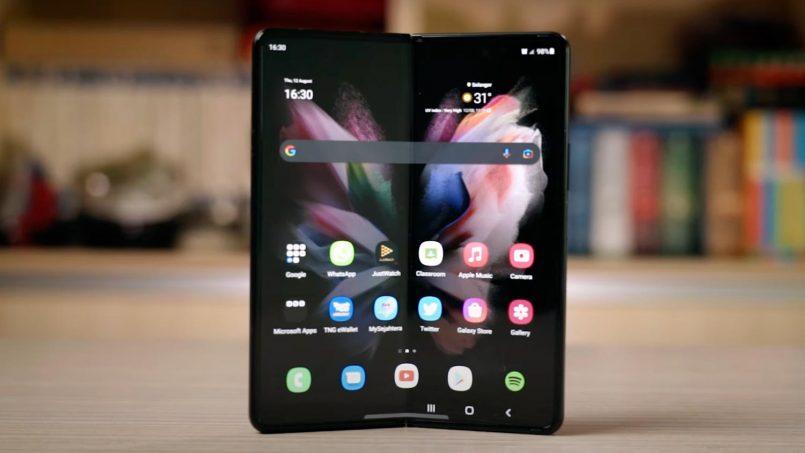 Ulasan Samsung Galaxy Z Fold3 5G – Lebih Hebat dan Lebih Munasabah
