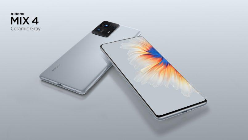 Xiaomi Malaysia Tidak Berhasrat Untuk Menjual MIX 4 Di Pasaran Tempatan Buat Masa Ini