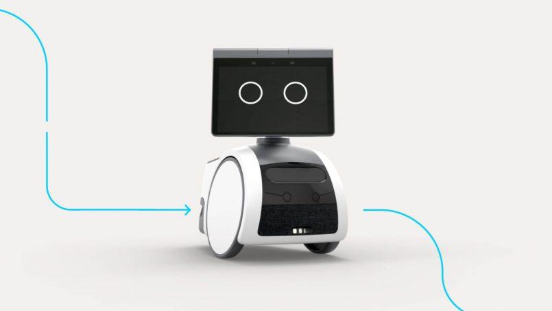 Amazon Memperkenalkan Robot Pintar Untuk Rumah – Astro