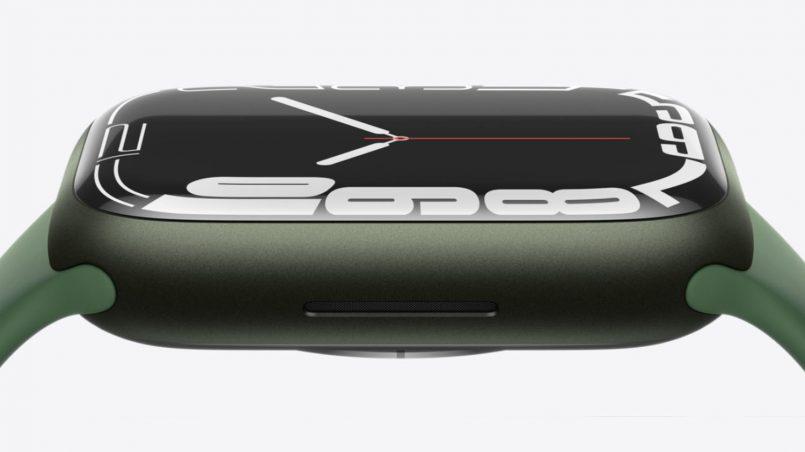 Apple Watch Series 7 Menggunakan Semula Cip Series 6