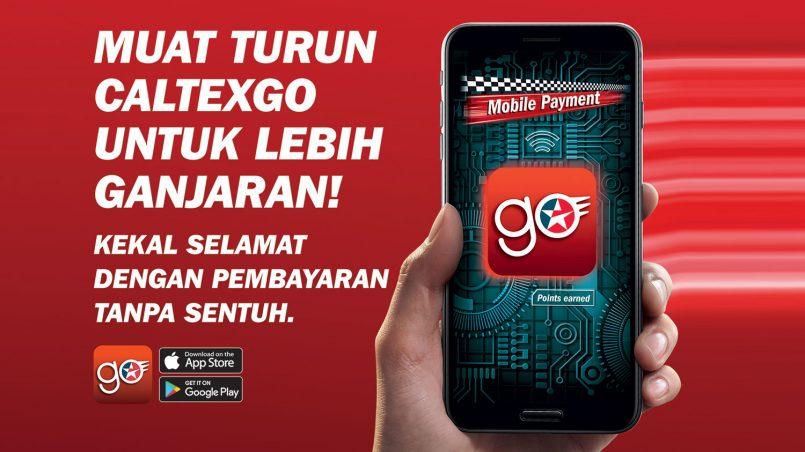 Aplikasi CaltexGO Untuk Mengisi Minyak Secara Nirtunai Kini Boleh Digunakan Di Malaysia
