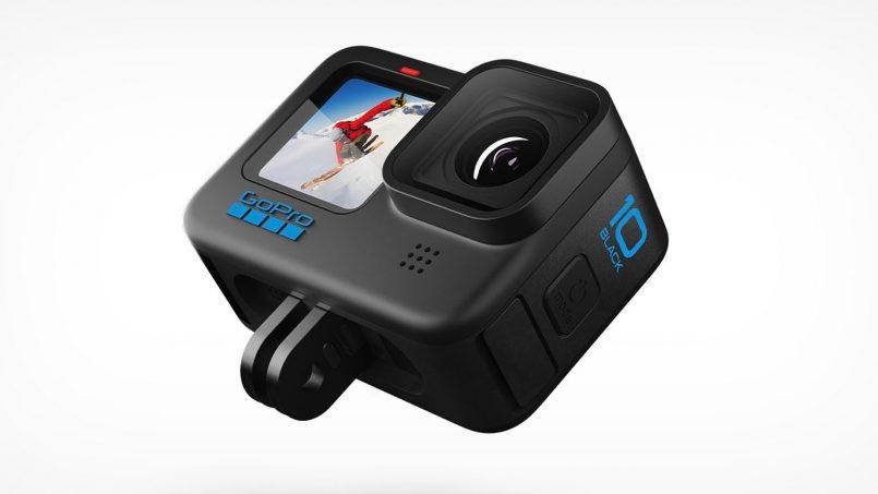 GoPro Hero10 Black Kini Rasmi – Sensor 23MP dan Rakaman 5.3K 60FPS
