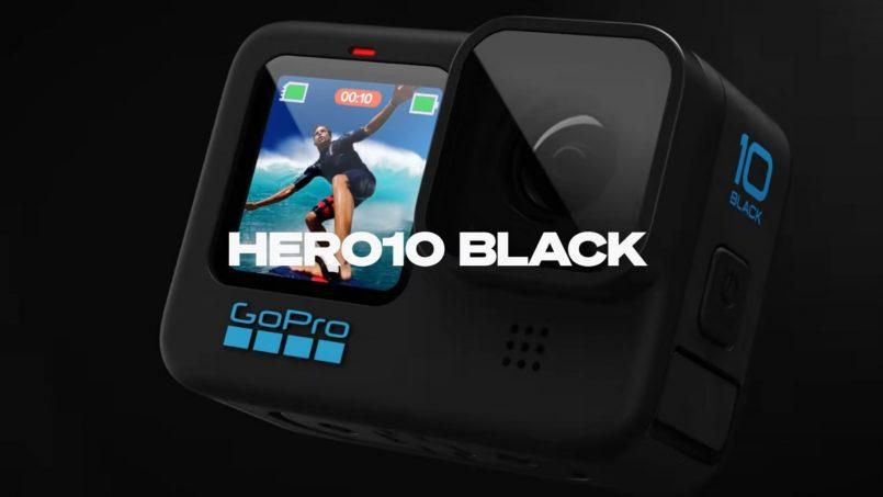 GoPro Hero10 Black Ditawarkan Di Malaysia Pada Harga RM2399