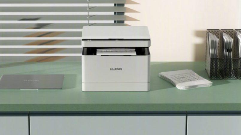 Huawei Memperlihatkan PixLab X1, Pencetak Pintar Yang Menjalankan Harmony OS