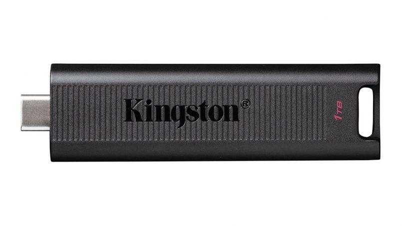 Pemacu USB-C Kingston DataTraveler Max Boleh Membaca Pada Kelajuan 1GB/s