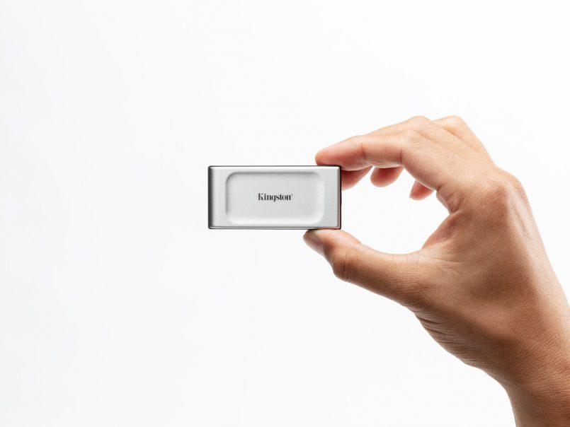 Kingston XS2000 Ialah Storan SSD NVMe Luaran Bersaiz Kunci Kereta Dengan Kapasiti Sebesar 2TB