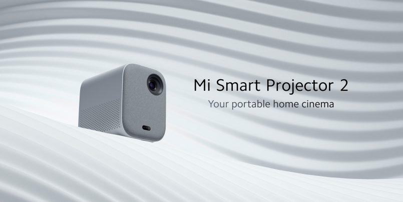 Xiaomi Melancarkan Mi Smart Projector 2 Dengan Sokongan Skrin 120″ Dan Dolby Audio