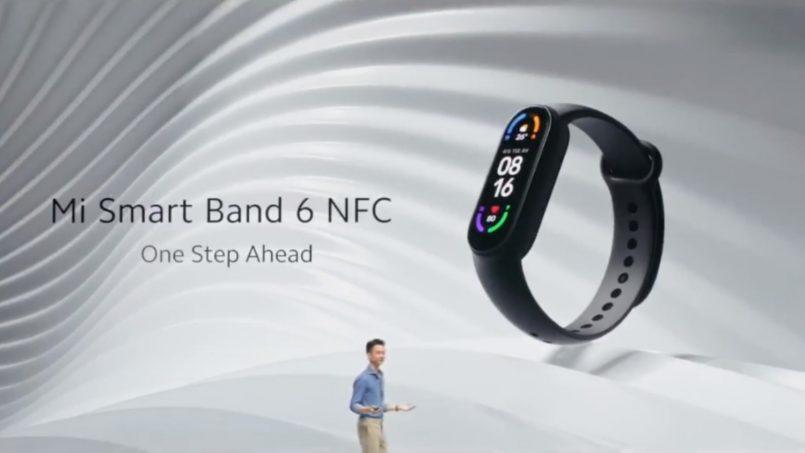 Mi Smart Band 6 NFC Dilancarkan Untuk Pasaran Global
