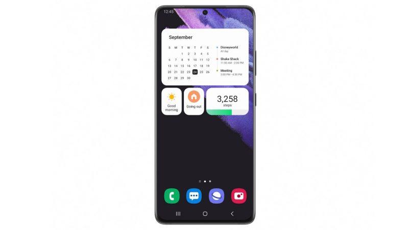 Samsung Mula Menguji One UI 4 Berasaskan Android 12 Untuk Pengguna Galaxy S21