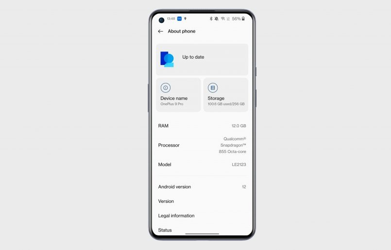 Pengguna OnePlus 9? Anda Kini Boleh Uji Gabungan Oxygen OS Dan ColorOS Dalam Android 12 Versi Pembangun