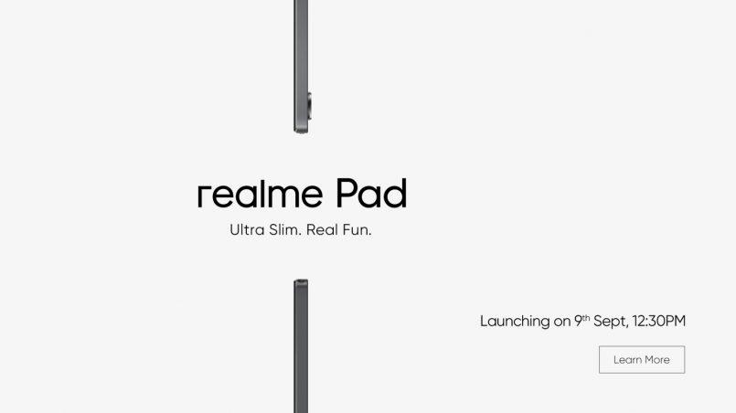 Realme Pad Bakal Dilancarkan Secara Rasmi Pada Minggu Hadapan